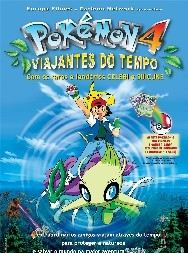 Pokémon 4 - Viajantes do Tempo