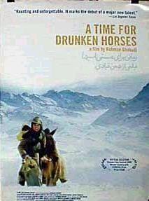 Tempo de Cavalos Bêbados