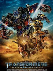 Transformers - A Vingança dos Derrotados