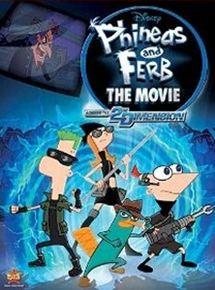 Phineas e Ferb - O Filme - Através da 2ª Dimensão