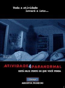 Atividade Paranormal 4