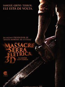O Massacre da Serra Elétrica 3D - A Lenda Continua