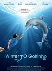 Winter, o Golfinho