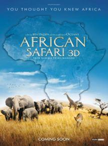 Safári na África