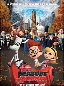 As Aventuras de Peabody & Sherman