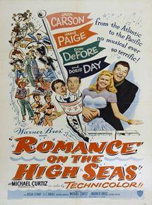 Romance em Alto-Mar