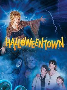 filme halloweentown dublado