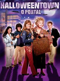 Halloweentown: O Portal
