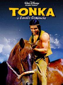 Tonka e o Cavalo Comanche