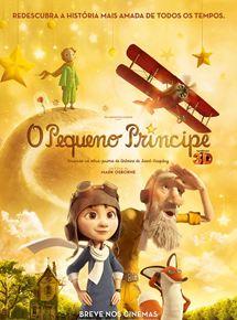 O Pequeno Príncipe Filme 2015 Adorocinema