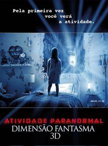 Atividade Paranormal: Dimensão Fantasma