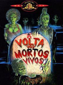 A Volta Dos Mortos Vivos Filme 1985 Adorocinema