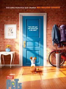 Pets - A Vida Secreta dos Bichos