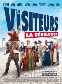 Os Visitantes - A Revolução