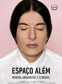 Espaço Além – Marina Abramović e o Brasil Dublado