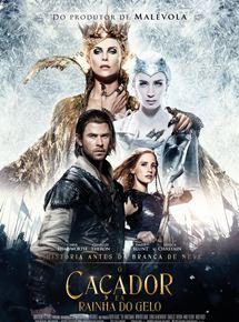 O Caçador e a Rainha do Gelo