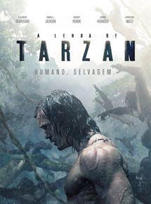 Ver A lenda de Tarzan - Online