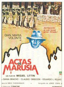 Actas de Marusia