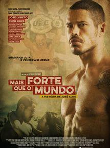 Mais Forte que o Mundo: A História de José Aldo – HD 720p – Dublado – 2016