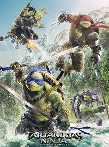As Tartarugas Ninja Fora das Sombras WEB-DL 720p – 1080p Legendado Torrent 2016