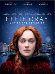 Effie Gray - Uma Paixão Reprimida