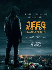Assistir Meu Nome é Jeeg Robot