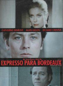 Expresso para Bordeaux