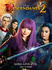 Descendentes 2 Legendado