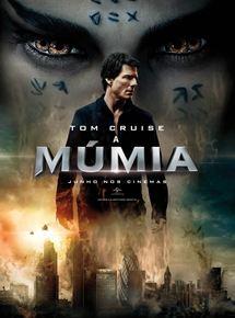 A Múmia VOD