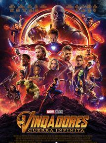 Vingadores: Guerra Infinita VOD