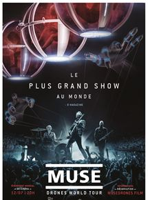 Resultado de imagem para MUSE: DRONES WORLD TOUR