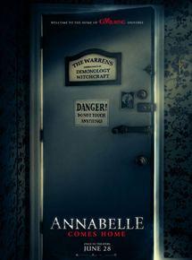 Assistir  Annabelle 3: De Volta para Casa