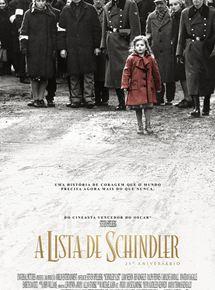 A Lista de Schindler VOD