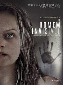 O Homem Invisível VOD