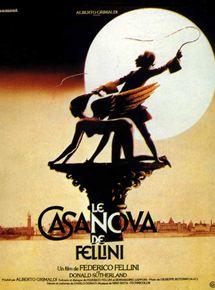Casanova de Fellini VOD