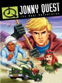 As Incríveis Aventuras de Jonny Quest