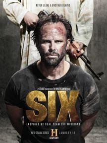 SIX – Esquadrão Antiterrorista