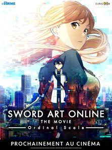 Sword Art Online The Movie - Ordinal Scale Trailer Original