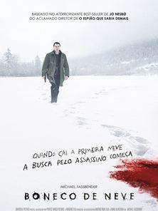 Boneco de Neve Trailer Legendado