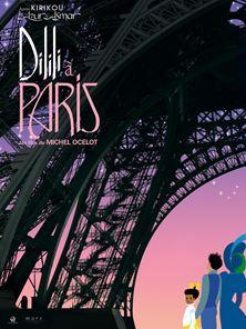 Dilili em Paris Trailer Original