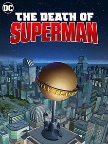 A Morte do Superman Trailer Original