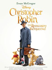 Christopher Robin - Um Reencontro Inesquecível Trailer Legendado