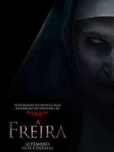 A Freira Trailer Legendado