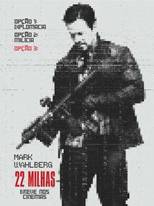 22 Milhas Trailer Legendado