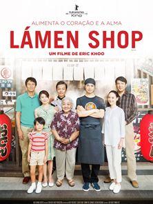 Lámen Shop Trailer Legendado