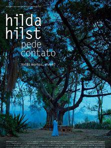 Hilda Hilst Pede Contato Trailer