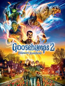 Goosebumps 2 - Halloween Assombrado Trailer (2) Legendado