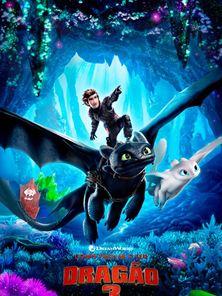 Como Treinar o Seu Dragão 3 Trailer (2) Dublado