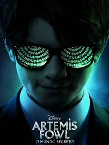 Artemis Fowl - O Mundo Secreto Trailer Legendado