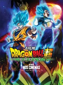 Dragon Ball Super - O Filme Trailer Dublado